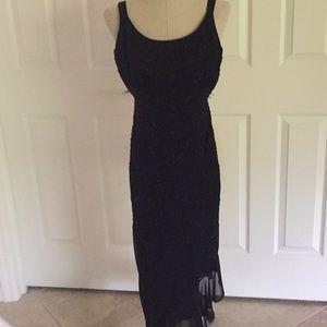 Elegant Beaded Dress
